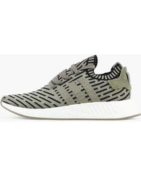 f11187d09689e Lyst - adidas Originals Nmd Cs2 Pk W in Blue