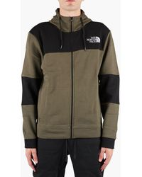 The North Face - The Hymalayan Full Zip - Lyst