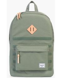 Herschel Supply Co. - Heritage Offset Backpack - Lyst