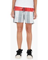 adidas Originals - Adidas Originals By Alexander Wang Photocopy Shorts - Lyst