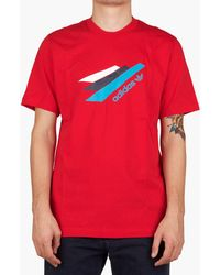 adidas Originals - Palmston Tee - Lyst