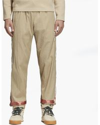 d263c389 adidas Originals Adidas X Bape Slopetrotter Pants Black in Black for Men -  Lyst