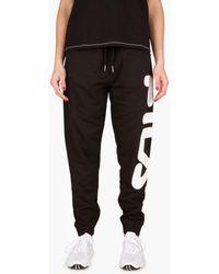 Fila - Pure Cotton Basic Trousers - Lyst