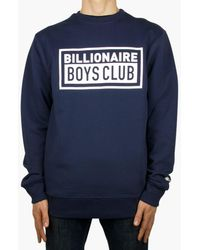 BBCICECREAM - Billionaire Boys Club Boxed Crewneck - Lyst