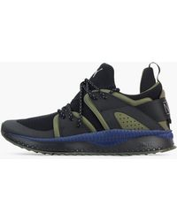 c747f9893f2 Lyst - Puma Staple X Clyde Sneakers in Black for Men