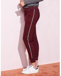 Sundry | Stripe Slash Pocket Pants | Lyst