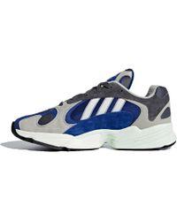 best website 37b17 3669c adidas - Yung-1 Cloud Sesamegraychalk White - Lyst