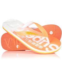 Superdry Faded Flip Flops