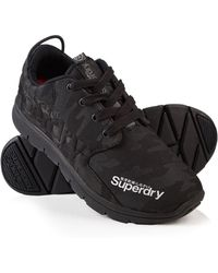 Superdry - Scuba Runner Trainers - Lyst