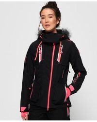 Superdry - Ultimate Snow Action Jacket - Lyst