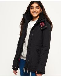 Superdry - Technical Quilted Sd-wind Parka Jacket - Lyst