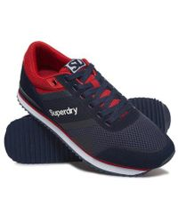 Superdry - Fero Runner Trainers - Lyst