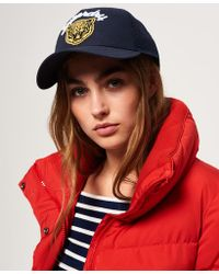 Superdry - Ivy Patched Trucker Cap - Lyst