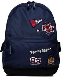 Superdry - Ivy Badged Montana Rucksack - Lyst