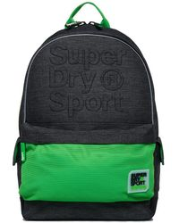 Superdry - Sport Embossed Montana Backpack - Lyst