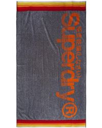 Superdry - Sun Rider Towel - Lyst