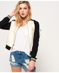 Superdry - Sunset Bomber Jacket - Lyst