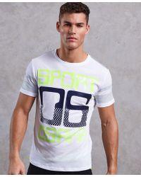 Superdry - Dry Sport Team T-shirt - Lyst