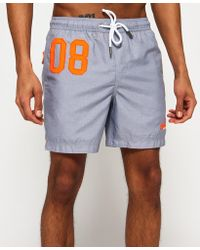 Superdry | Waterpolo Swim Shorts | Lyst