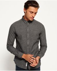 Superdry - Academy Oxford Shirt - Lyst