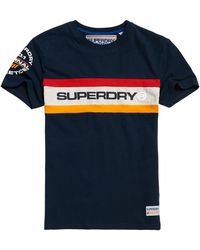 Superdry - Trophy Chest Band T-shirt - Lyst