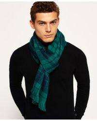 Superdry - Capital Scarf - Lyst