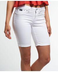 Superdry - Bermuda Shorts - Lyst