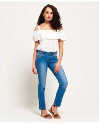 Superdry - Imogen Slim Jeans - Lyst