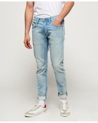 Superdry - Jogger Jeans - Lyst