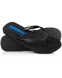 Superdry - Beach Co. Flip Flops - Lyst