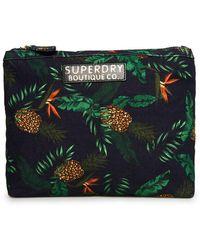 Superdry - Amaya Cosmetic Bag - Lyst