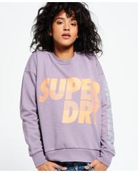 Superdry - Freshness Crew Neck Jumper - Lyst