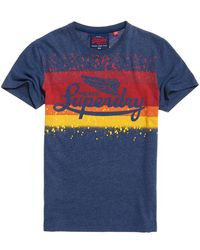 Superdry - Icarus T-shirt - Lyst