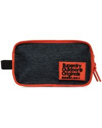Superdry - Two Tone Wash Bag - Lyst