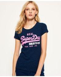Superdry - Vintage Logo T-shirt - Lyst
