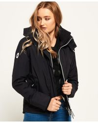Superdry - Pop Zip Hooded Arctic Sd-windcheater - Lyst