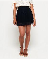 Superdry - Prairie Skirt - Lyst