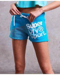 Superdry   Sport Diagonal Hot Shorts   Lyst