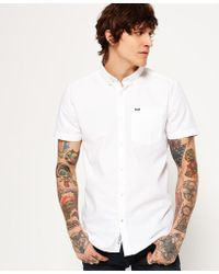 Superdry - Ultimate Oxford Shirt - Lyst