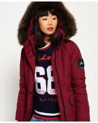 Superdry | Ashley Everest Coat | Lyst