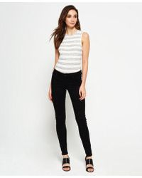 Superdry - Alexia Jegging Jeans - Lyst