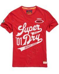 Superdry - Legion T-shirt - Lyst