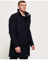 Superdry - Summer Rogue Trench Coat - Lyst
