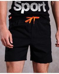 Superdry - Active Double Layer Shorts - Lyst