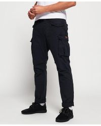 Superdry - Core Ripstop Cargo Trousers - Lyst