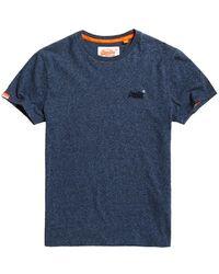 Superdry - Orange Label Vintage Emroidery T-shirt - Lyst