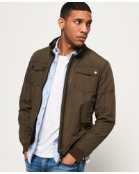 Superdry - Rookie Falcon Bomber Jacket - Lyst