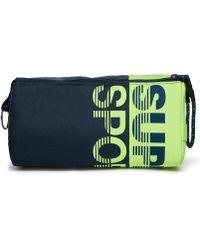 Superdry - Kewer Travel 2-zip Bag - Lyst