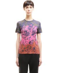 Mary Katrantzou - Rayon T-shirt - Lyst