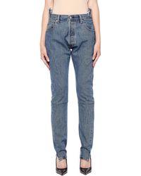 Vetements - Levi's Jeans - Lyst